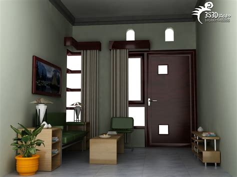 design interior rumah interior ruang tamu