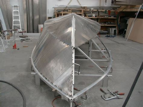 alloy panga boat amf boats alloy boat builders production process of amf