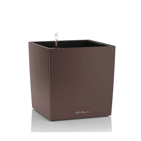 vaso lechuza vaso cube 50 lechuza set completo dadolo