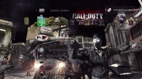 themes ps3 black ops 2 how to download free black ops 2 theme for ps3 youtube