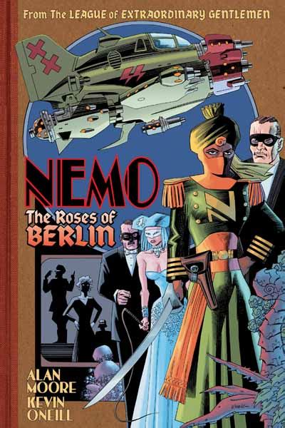 nemo the roses of berlin top shelf productions