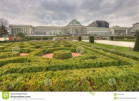 Botanical Gardens Brussels Botanical Garden In Brussel Stock Photos Image 35457873