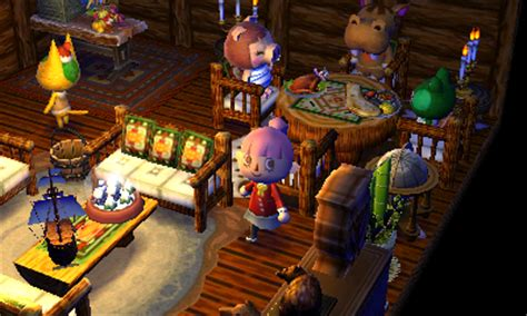 animal crossing home design games animal crossing happy home designer sends a lightweight
