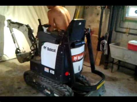 Spa Garage Kemptville by Kemptville Pool Spa Mini Excavator 418