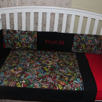 marvel crib bedding shop custom crib set on wanelo