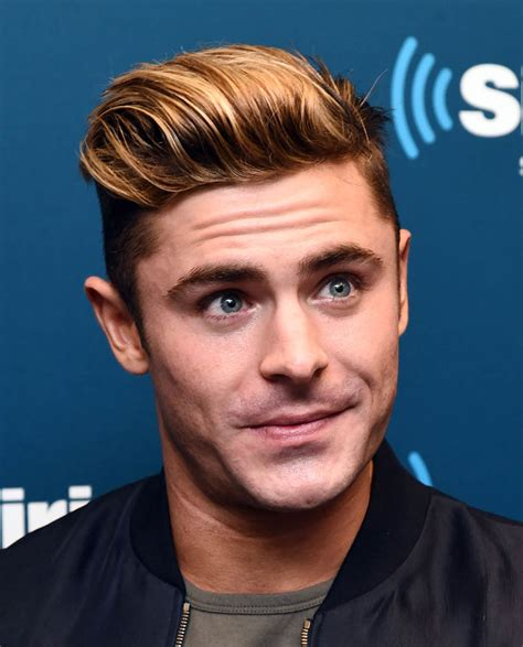 Hairstyles : Zac Efron Hairstyles Tutorial: Look Fresh And Modern Zac Efron Hair Ideas? Zac