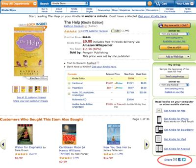 amazon si鑒e social a social commerce best practice worth noting e commerce