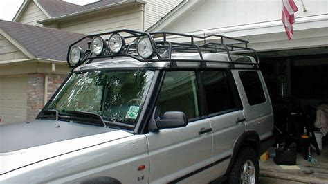 Voyager Roof Racks by Land Rover Discovery Series 2 Accessories Voyager Racks