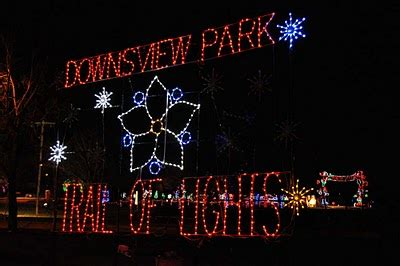 358 visit the trail of lights at downsview park 365