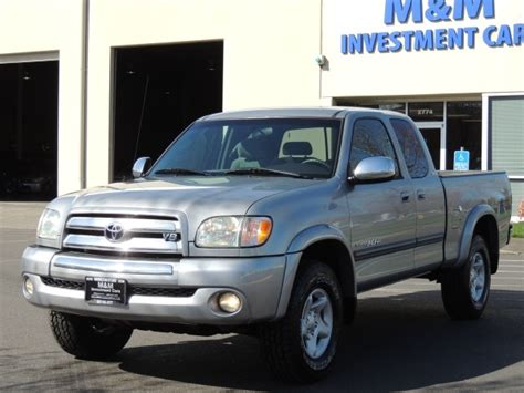 2003 toyota tundra bed size 2003 toyota tundra sr5 trd rd