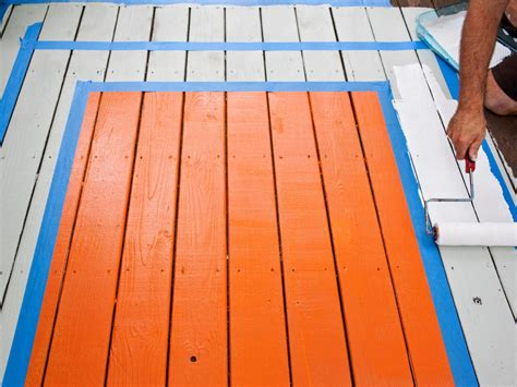 How To Paint An Area Rug How To Paint A Deck Diy