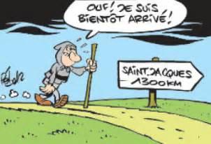 Chant ç La Premiç Re En Chemin Chemin De Compostelle Les P 232 Lerins Du 21 232 Me Si 232 Cle