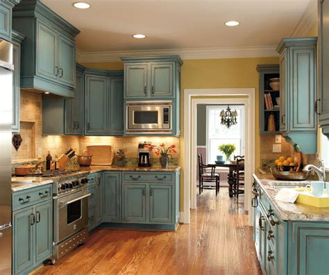 painting cheap kitchen cabinets turquoise kitchen cabinets decora cabinetry