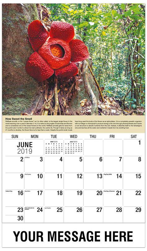 planet earth promotional calendar  world ecology