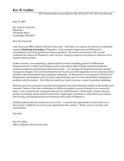 exle of great cover letter cover letter exle 1