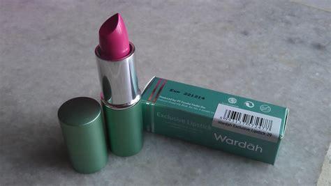 Wardah Exclusive Lipstick kosmetik wardah malaysia wardah exclusive lipstick