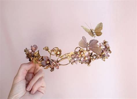 Wedding Hair Accessories Butterfly by Bridal Hair Gold Bridal Headpiece Butterfly Hair