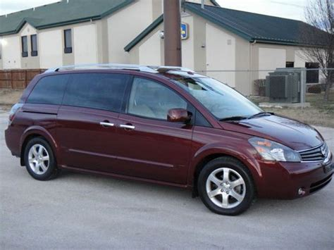 how does cars work 2004 nissan quest free book repair manuals sell used nissan quest 3 5se 2004 loaded very good condition 133 000 miles 2 tv s 5n1b in