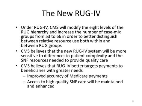 rug iv 66 grouper medicare survive today and prepare for tomorrow ppt