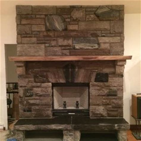 Fireplace Owen Sound by Jb Stonework Jb Stonework Inc
