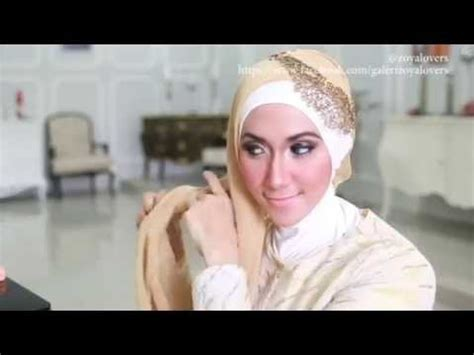 tutorial hijab zoya 2014 video hijab tutorial zoya terbaru 2014 zoya party vol 1