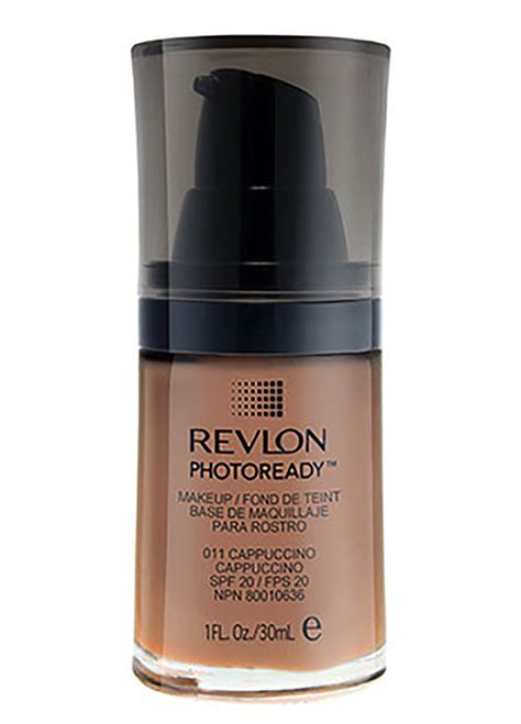 Revlon Liquid Foundation revlon photoready makeup 011 cappuccino liquid foundation