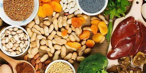 alimenti ricchi di ferro assimilabile alimenti ricchi di ferro la lista assimilabile e non