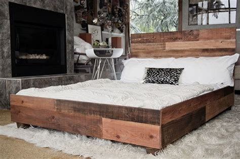 diy wood pallet bed diy recycled pallet bed ideas pallet wood projects