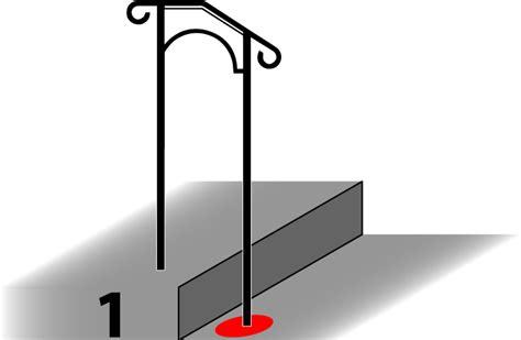 2 Stair Handrail Diy Iron X Handrail Arch 1 Diy Iron X Handrails Arch 1
