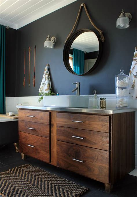 best 25 masculine bathroom ideas on