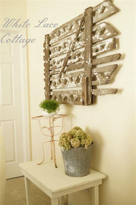 Lace Cottage by Home Tour Paint Recipe White Lace Cottage