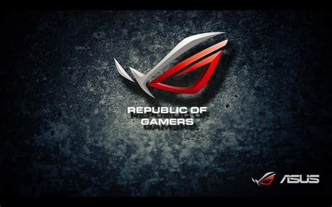 asus wallpaper orange rog wallpaper collection 2012