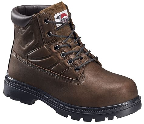 most comfortable metatarsal boots men s brown steel toe work boot strong reliable comfort