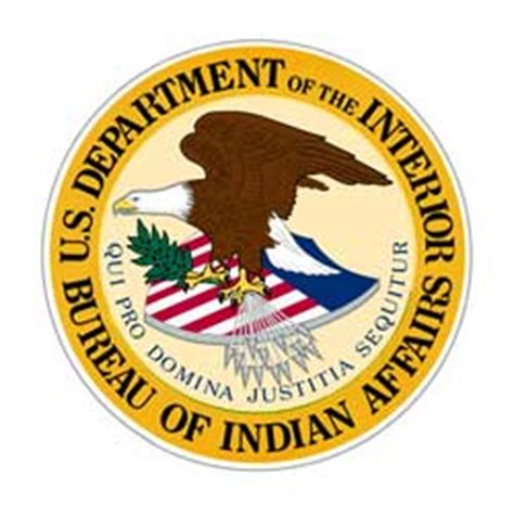 federal bureau of indian affairs federal logo guess the logo