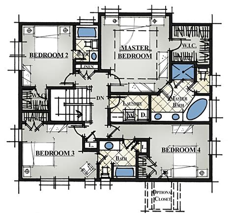 100 aho construction floor plans new