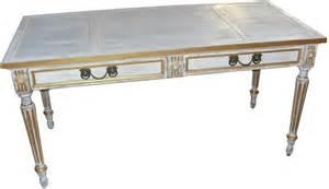 schreibtisch weiss antik antique white desk