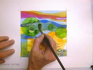 watercolor wash tutorial watercolor techniques glazed wash transparent watercolor