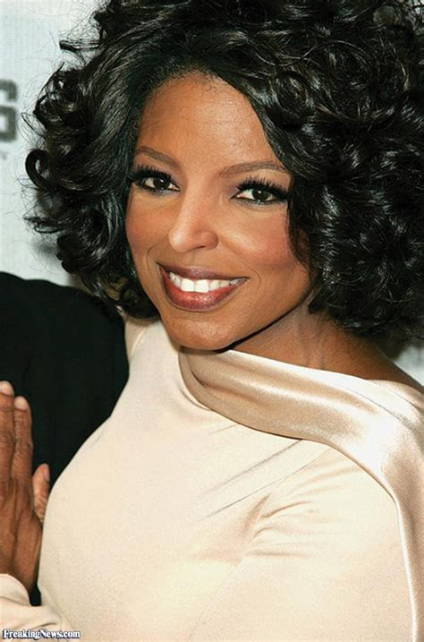 More Oprah Does by Oprah Winfrey Nose Pictures