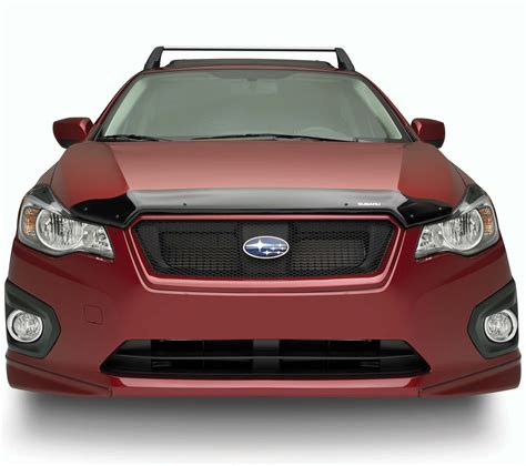 subaru crosstrek grill sport mesh grille on a 2014 crosstrek autos post