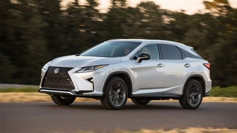lexus suvs rx 2017 lexus 350 suv car wallpaper hd