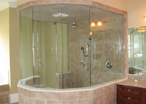 Steam Showers Frameless Shower Doors Steam Shower Door