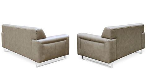 amelia sofa modern taupe fabric amelia sofa and loveseat set zuri