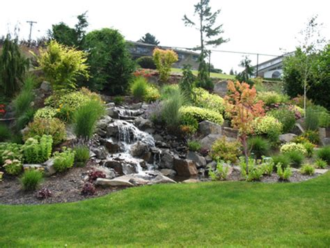 Big Backyard Landscaping Ideas Boulders Amp Rock In The Garden Precision Landscape