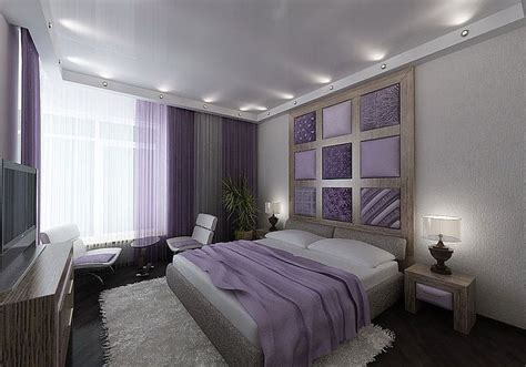 purple white gray taupe bedroom purple rooms - Taupe And Purple Bedroom