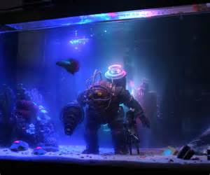 BioShock Fish Tank Brings Rapture To Your Goldfish : CULTURE : Tech