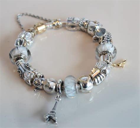 pandora bracelet fashionably brokeass pandora charm bracelet