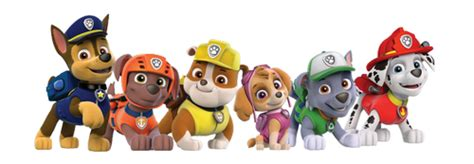 paw patrol party rubble png pictures to pin on pinterest chanclas de la patrulla canina peque 241 os gigantes