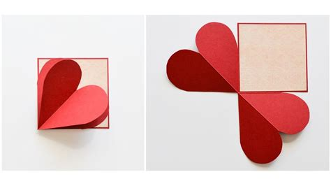how to cards how to make pop up greeting card step by