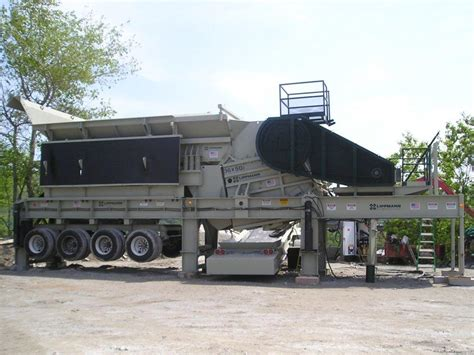 be my trailer trailer mounted jaw crusher 888 crushing screening