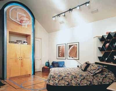 Ispiration For The Wood Laminate Baskestball Court Basketball Hoop For Room